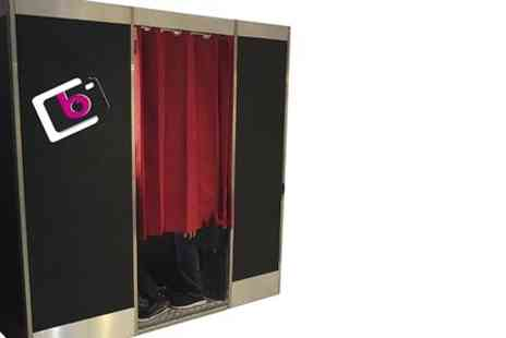 Click Booths - Photobooth Hire - Save 50%