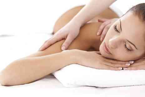Indulge hair and beauty - Full Body Massage  - Save 66%