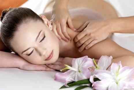 Navana - Full Body Massage Plus Hot Towel Facial - Save 51%