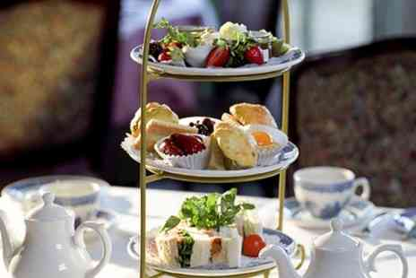 Sweet Tree Cafe - Afternoon Tea For Two  - Save 50%