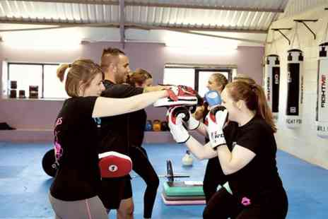 Jason Orchard Fitness - Six Sessions of Kickboxing  - Save 70%