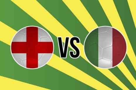 Paddy Power - Bet on Englands crucial first group game - Save 50%