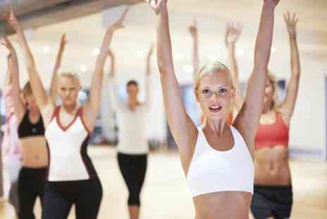 ClassBase - Ten Fitness Classes Such as Yoga or Zumba - Save 50%