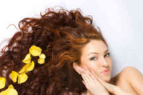 Dak Sheens Hair & Beauty - Luxury hair and hands package - Save 78%