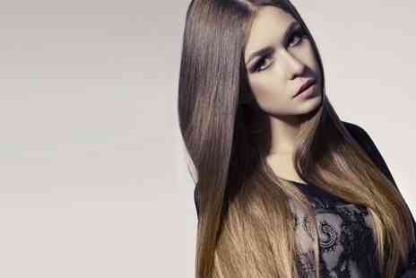 Roxy lous - Cut and Blow Dry With Condition Plus Ombre Dip Dye  - Save 50%