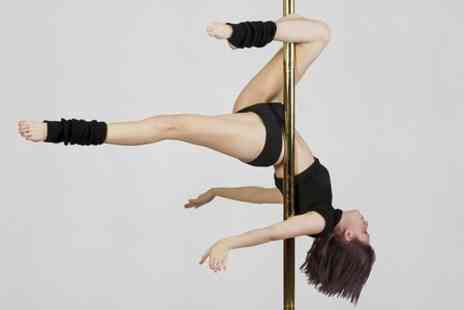 Pole Angels -  Two Pole Dancing Classes - Save 58%