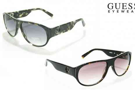 Deal Nation Exclusive - Mens Guess Sunglasses  - Save 75%