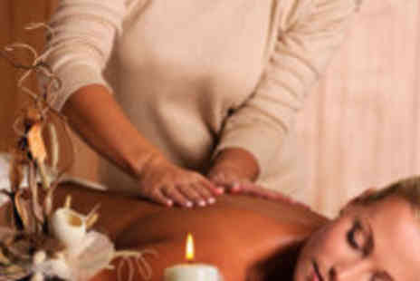 The Art of Beauty - Detox massage and foot spa sensation - Save 79%