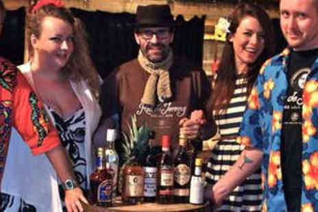 Rum Rebels - Rum Tasting Experience with Six Types of Rum - Save 63%