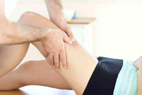 Muscle Knead - Hour Long Deep Tissue Sports Massage - Save 57%