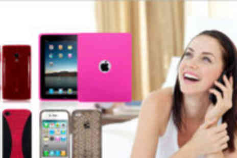 Kace London - £25 Voucher to spend on tablet or phone cover - Save 60%