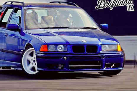 Learn to Drift Scotland - Passenger Drift Driving Experience  - Save 71%