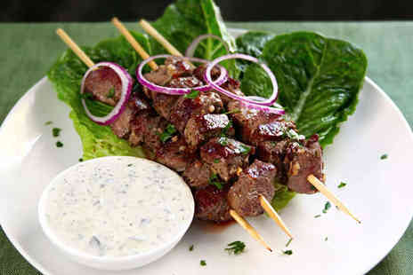 Taste of Cyprus - Spend on Food and Drink - Save 57%