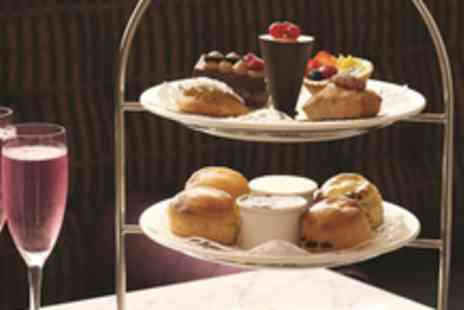 Waldorf Hilton - Sparkling Rose Afternoon Tea - Save 51%