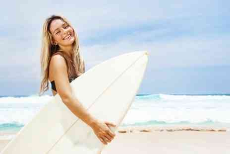 Beachbreak Surf School - 2.5-Hour Surfing Lesson - Save 48%