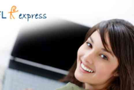 TEFL Express - 60 hour online TEFL Course Learn to teach English abroad - Save 77%