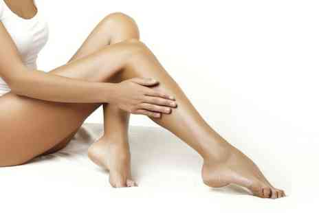 West End Beauty Clinic - Six IPL Hair Removal Sessions - Save 81%
