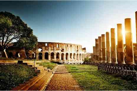 Blue Sea Holidays Rome Deal - Two Nights stay for two  with Breakfast and  Flights - Save 50%