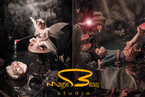 Magic Bean Studio - Fantastical photographic experience and extraordinary digital file - Save 50%