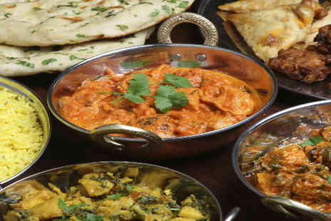 Buraq - Have an Indian Feast any day of the week  - Save 53%
