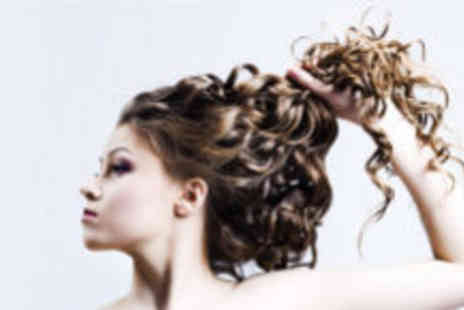 Hairticians - Highlights or colour with a restyle cut and blow dry - Save 74%