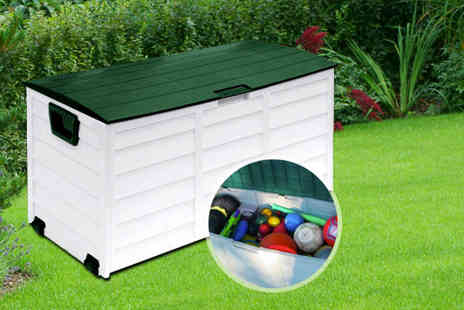 Once Upon a Company - Large garden storage box  - Save 64%
