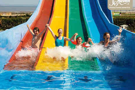 Doniford Bay Holiday Park - Day Pass for Two Adults and Two Children to Family Holiday Park - Save 87%