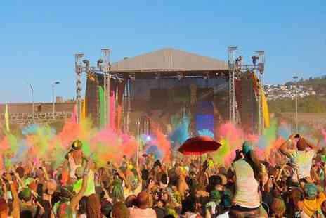 Holi One - Fast day pass ticket to the HOLI ONE colour festival - Save 54%
