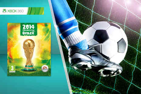 xbite  - FIFA World Cup Brazil 2014 for Xbox 360 - Save 18%