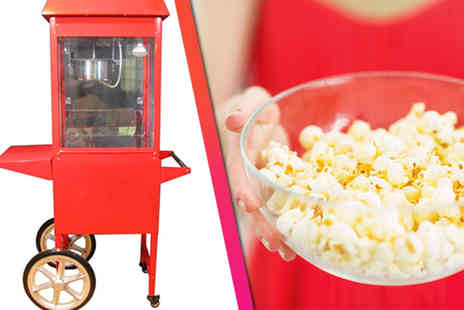 Bettys Bon Bons - Three hours of popcorn cart hire including personal server and unlimited popcorn - Save 78%