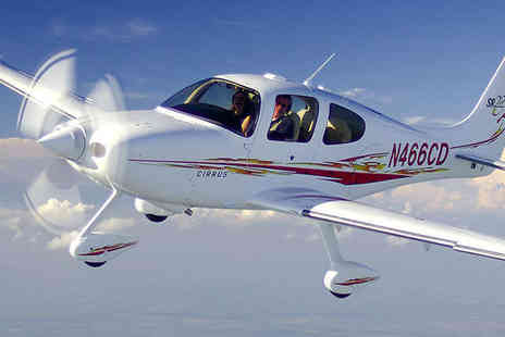 ACS Aviation - 30 Minute Flying Lesson  - Save 31%