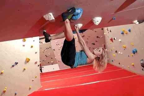 Red Goat Climbing - Bouldering Taster Session  - Save 33%