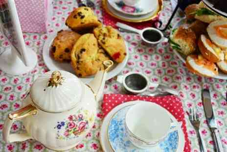Nettle Hill - Vintage Afternoon Tea For Two  - Save 53%
