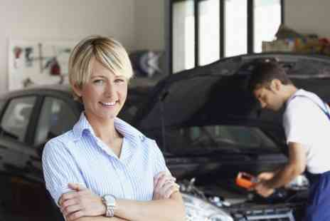 AJ Servicing & Repairs - Car Air Conditioning Inspection With Re Gas  - Save 50%