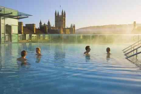 Pratts Hotel - One Night Stay For Two With Breakfast and Thermae Bath Spa Session in Bath - Save 48%