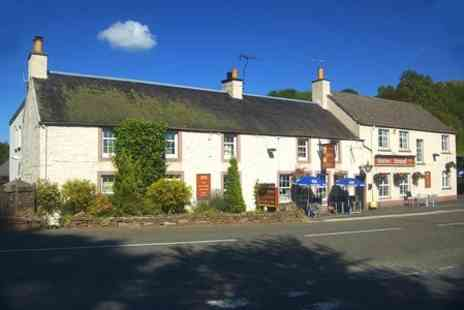 The Horse & Hound Inn - One  Night Stay For Two With Breakfast in Scottish Borders - Save 50%