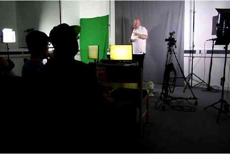 Play Media Training - TV Presenting Master class Taster session - Save 61%