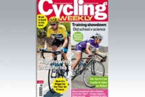 IPC Media - Subscription for 51 issues of Cycling Weekly Magazine - Save 18%