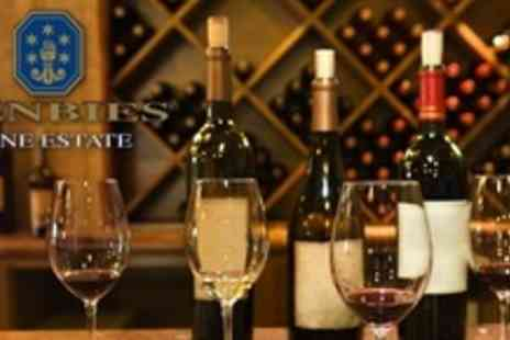 Denbies Wine Estate - Wine and Food Tasting Experience For Two - Save 57%
