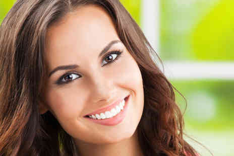 W1 Smile - One hour laser teeth whitening session  - Save 83%