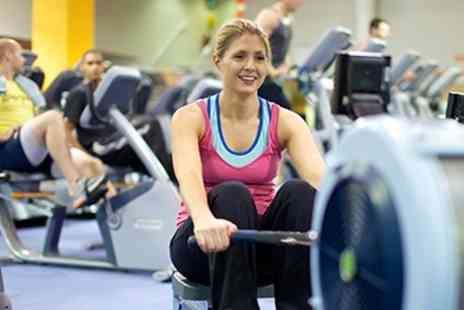 Fitness4Less - Ten Gym Passes - Save 86%