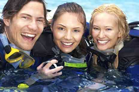 Lodge Scuba - PADI Open Water Referral Course  - Save 59%