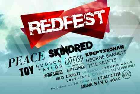 RedFest - Ticket to Redfest  - Save 37%