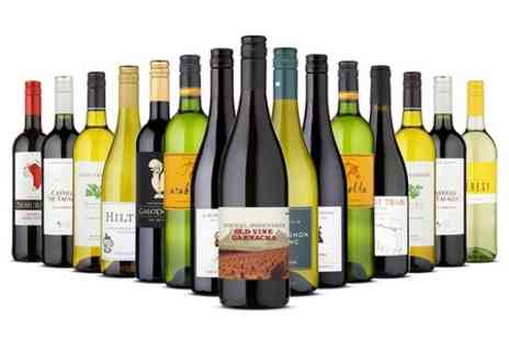 Naked Wines - Six Bottles of Boutique Wine  - Save 54%