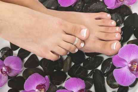 Perfection Beauty - Manicure or Pedicure  - Save 55%