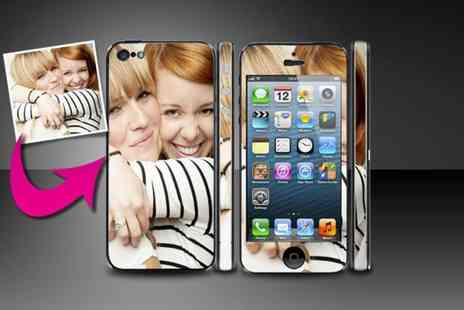 Skinz - Two personalised phone skins - Save 65%