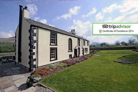 New House Farm - One night stay in  Lake District  for 2 including breakfast - Save 50%