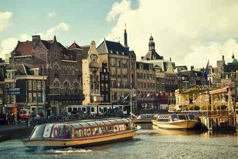DFDS Seaways - Two night Amsterdam mini cruise for 2 people - Save 49%