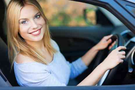 Blink Driving School - Three hours of beginner driving lessons - Save 50%