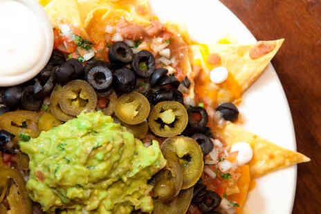 Chimichangos Mexican Grill - Two course Mexican meal for 2 people - Save 64%
